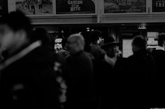 En photo: La Folie de la soirée Star Wars au cinéma Pathé Loire 81