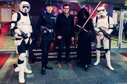 Soirée Star Wars 2015 Cinema Pathe Orléans (1)