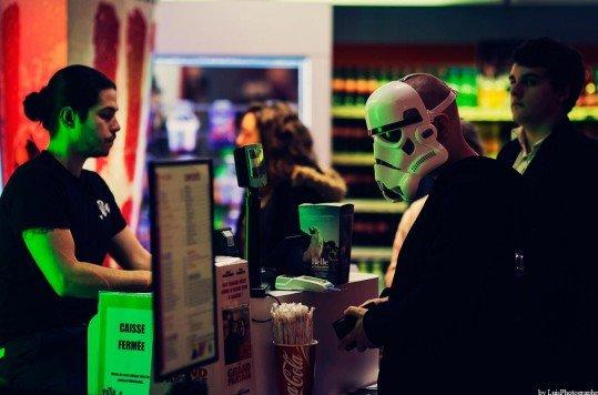 Soirée Star Wars 2015 Cinema Pathe Orléans (56)