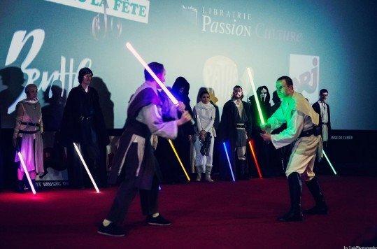 Soirée Star Wars 2015 Cinema Pathe Orléans (67)