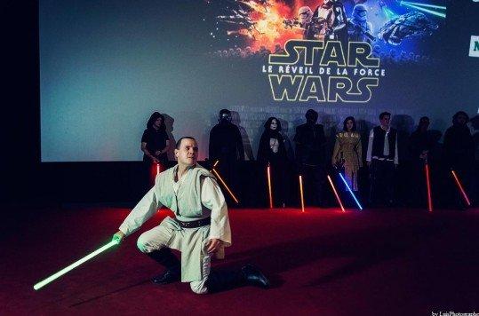 Soirée Star Wars 2015 Cinema Pathe Orléans (68)
