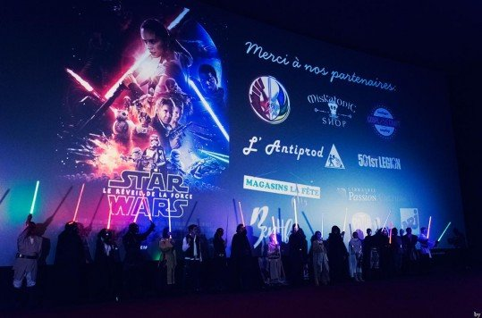 Soirée Star Wars 2015 Cinema Pathe Orléans (71)