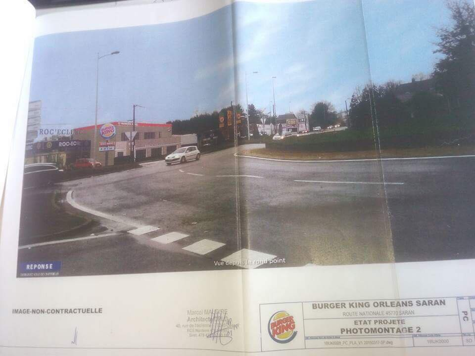 Burger King mange Quick et va débarquer en force à Orléans 1