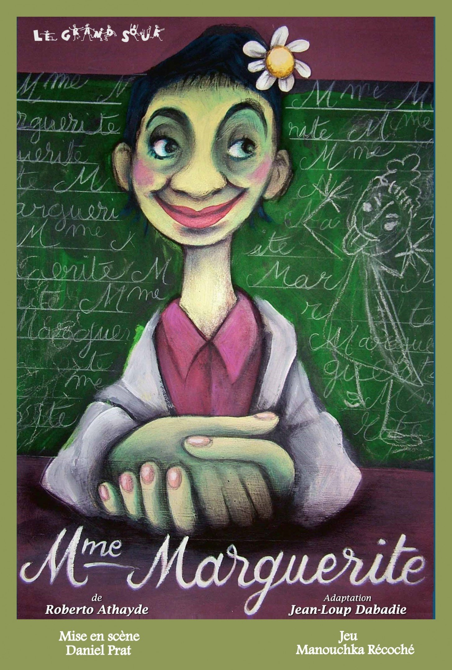 FLYER MARGUERITE