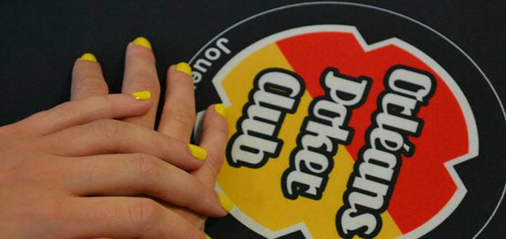 Orleans Poker Club tapis Nails
