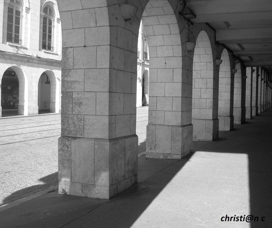 abécédaire orléans - A - Arcades - Christian Ctumblr
