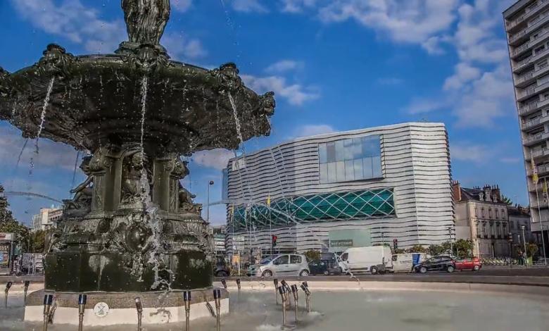 Vidéo: Monkylapse dévoile une vidéo à couper le souffle sur Orléans. 1