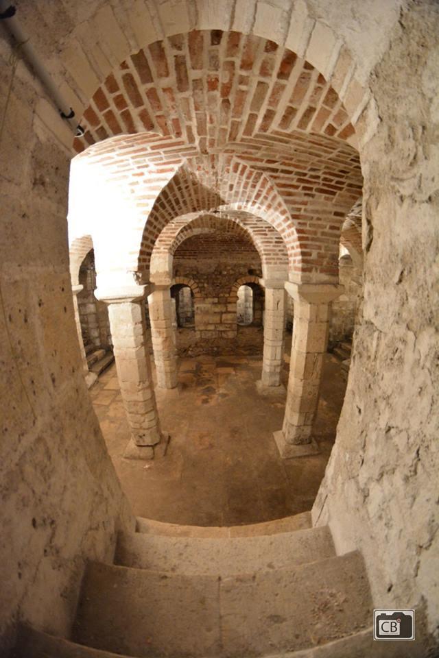 la chapelle souterraine de saint avis orleans christophe bourienne