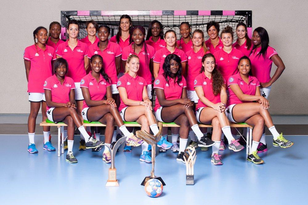 On y voit plus clair sur le Fleury Loiret Handball version 2016/2017 ! 7