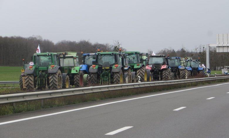 Reportage au cœur de la Manifestation des Agriculteurs ! 1