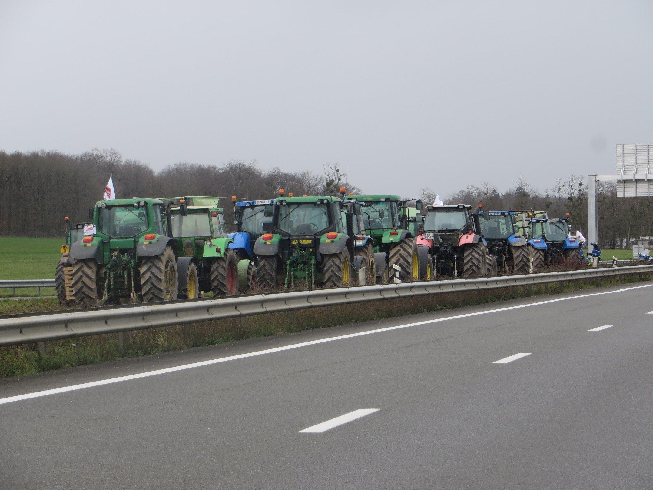 Reportage au cœur de la Manifestation des Agriculteurs ! 2