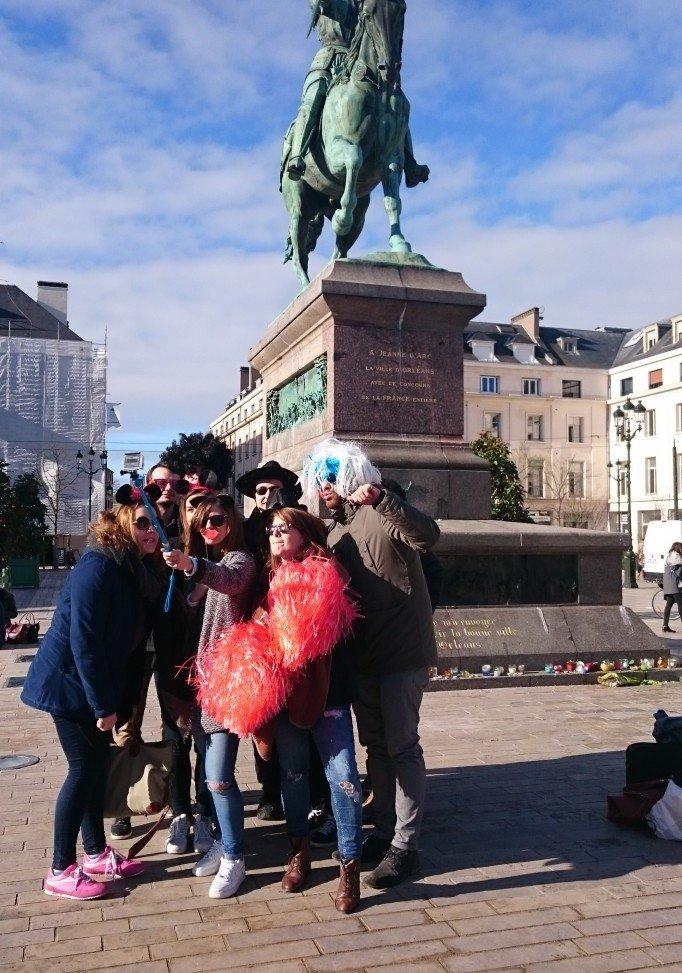 Orléans Selfie Contest arrive le 24 Mars 2016 à Orléans ! 3