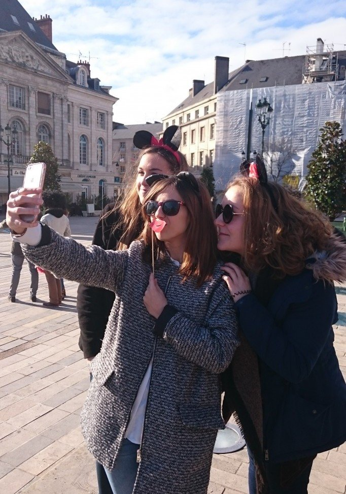 Orléans Selfie Contest arrive le 24 Mars 2016 à Orléans ! 2