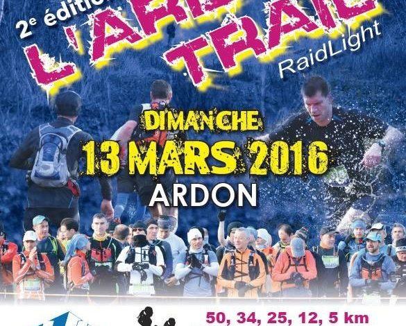 L'ARD TRAIL d'Ardon revient en mars 1