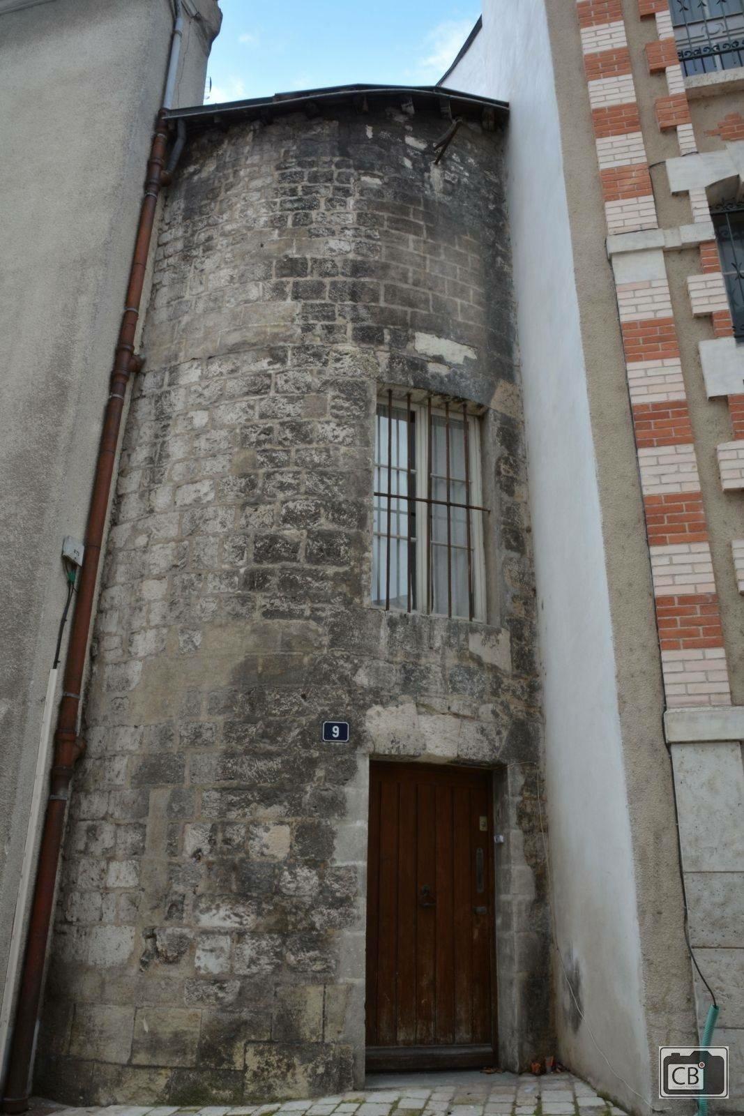 Les vestiges de l'ancien Palais du Châtelet 3