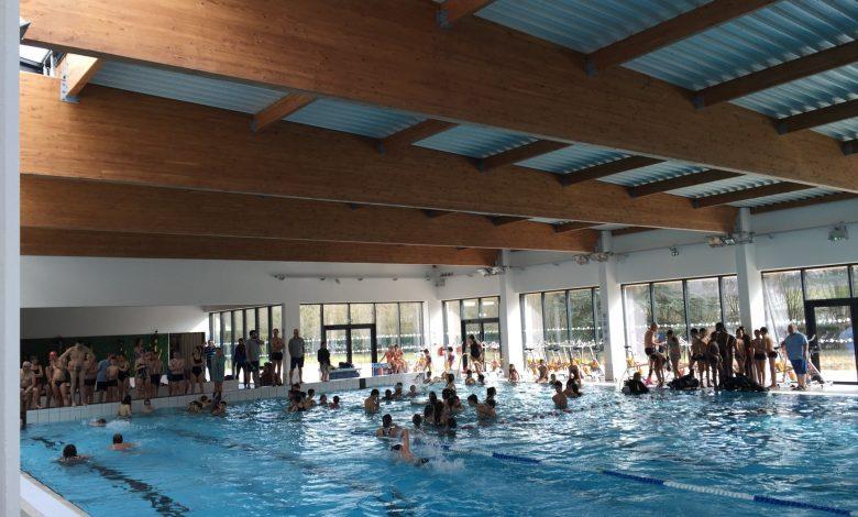La nouvelle piscine L'Obraysie s'ouvre au public 1