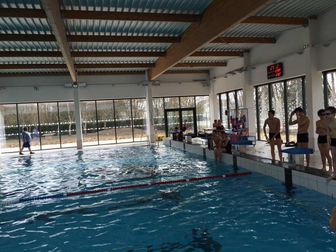 La nouvelle piscine L'Obraysie s'ouvre au public 13