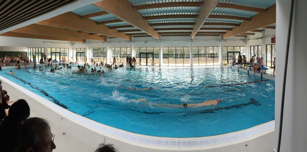 La nouvelle piscine L'Obraysie s'ouvre au public 12