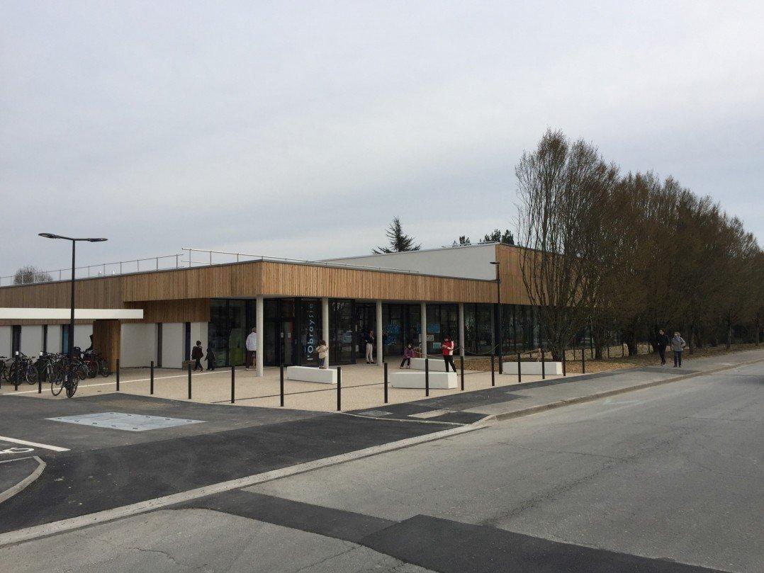 La nouvelle piscine L'Obraysie s'ouvre au public 10