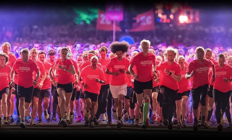 La Light Up Run, une première course tout en fluo à Orléans 1