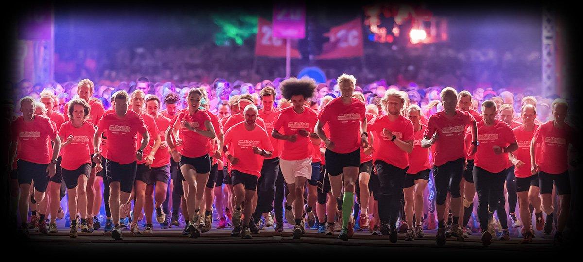 La Light Up Run, une première course tout en fluo à Orléans 6