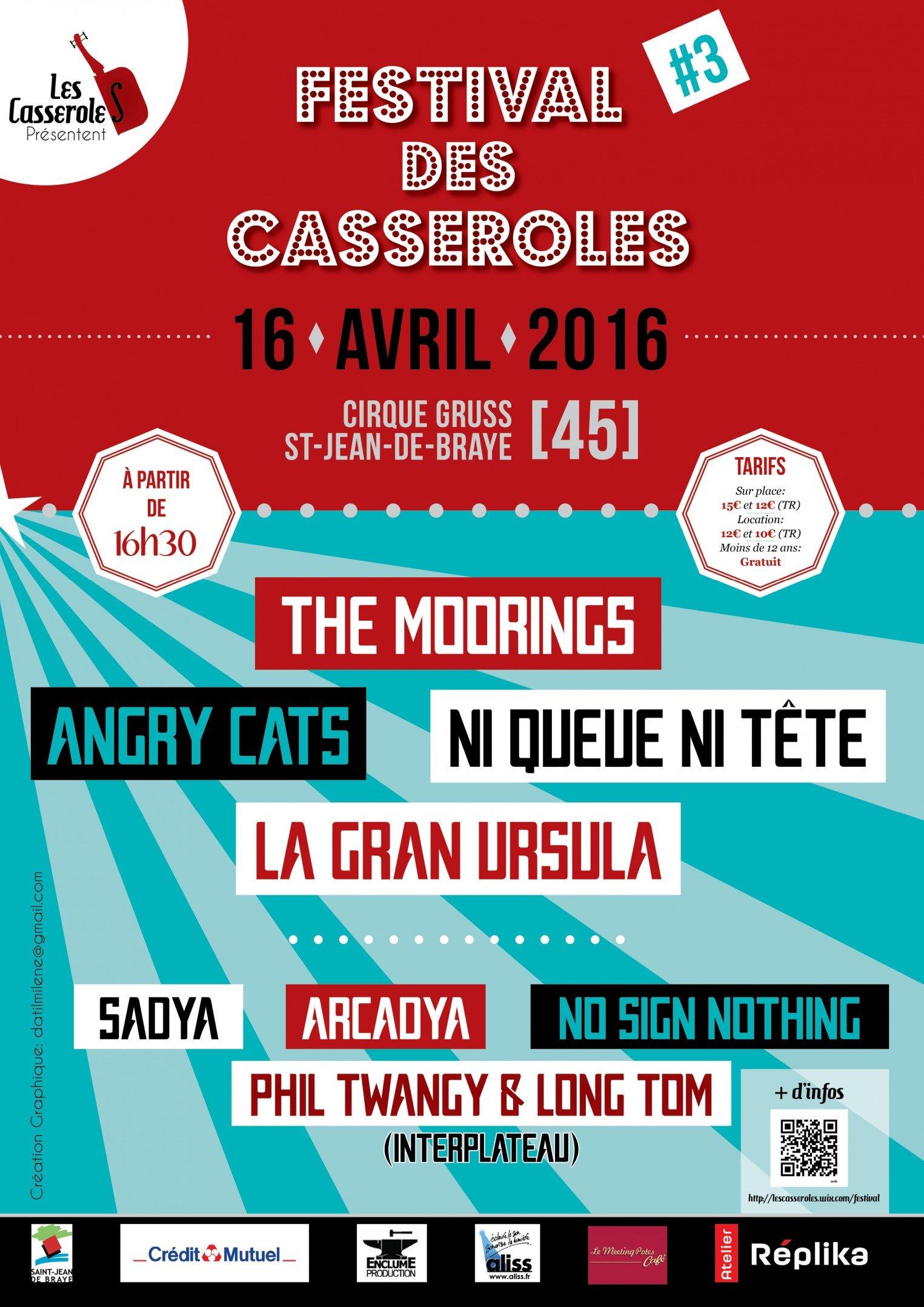 Le Festival des Casseroles ouvre la saison des festivals dans le Loiret 8