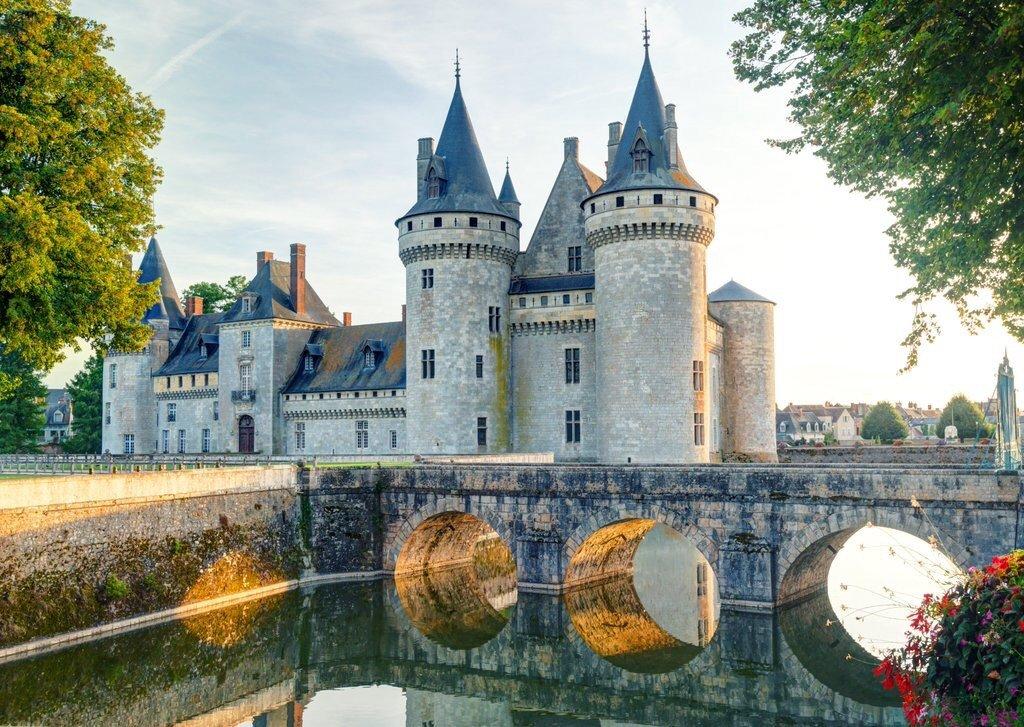 Découvrir le charmant Château de Sully-sur-Loire 4