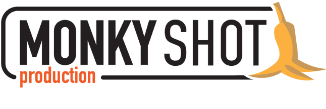 monkyshot production logo