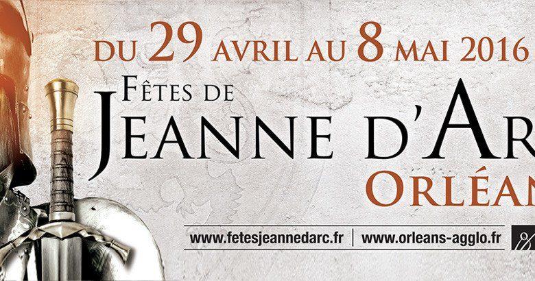 587ème Fêtes de Jeanne d'Arc (La Programmation du Jour) 1
