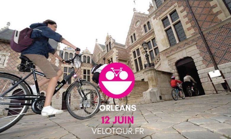 RDV le 12 Juin pour la 8ème édition d'Orléans Vélotour 1