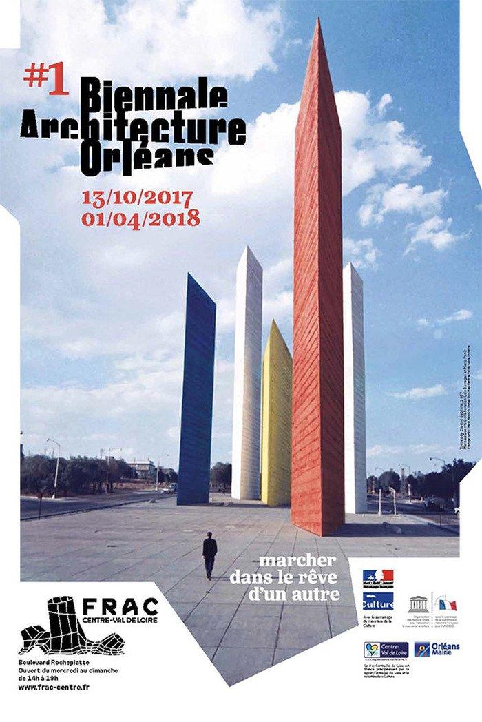 Première Biennale d'architecture d'Orléans ! 2