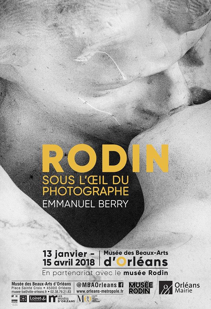 RODIN, sous l'œil du photographe Emmanuel Berry 2