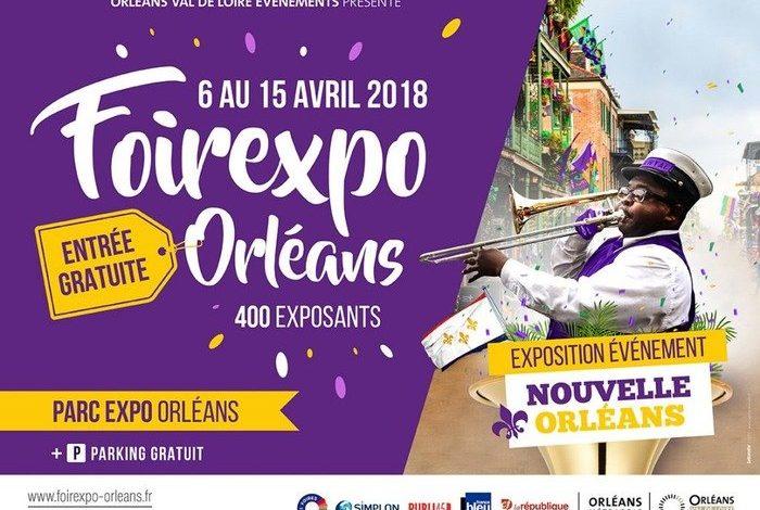 Une Foirexpo 2018, spéciale Nouvelle-Orléans 1