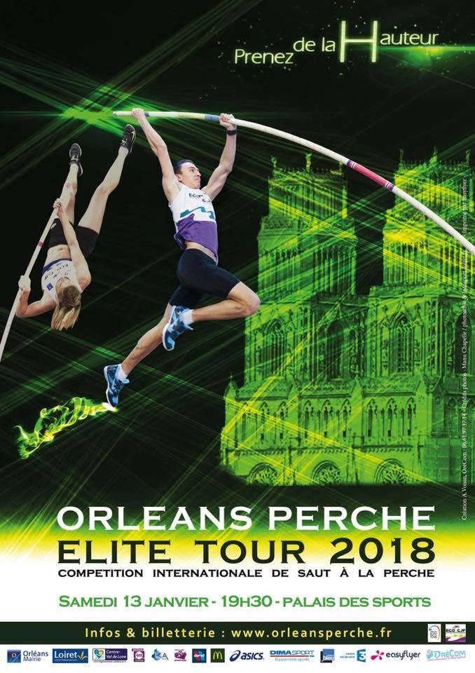 Orléans prend de la hauteur avec le Perche Elite Tour 4