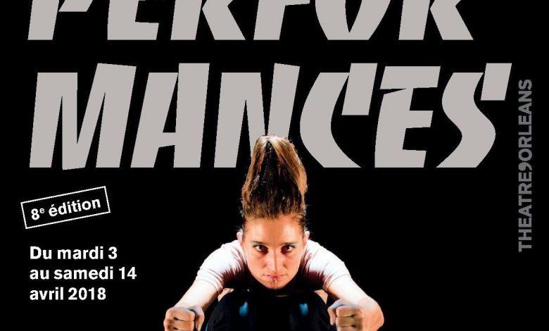 Présentation de la 8e édition des Soirées performances du 3 au 14 avril 1