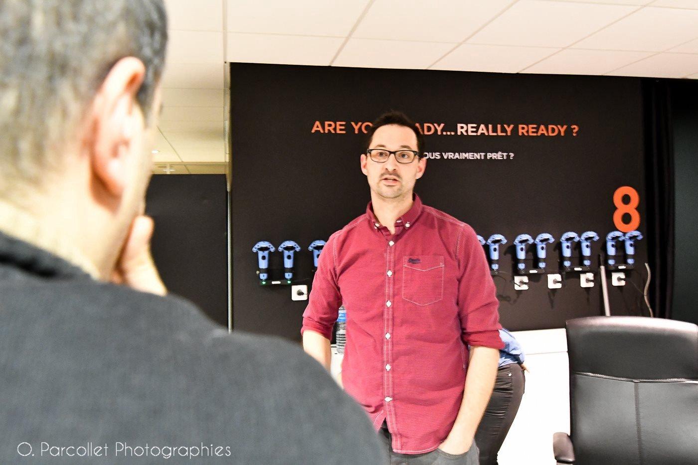Retour sur Virtual Room, le jeu d'évasion en réalité virtuelle qui débarque à Orléans 5