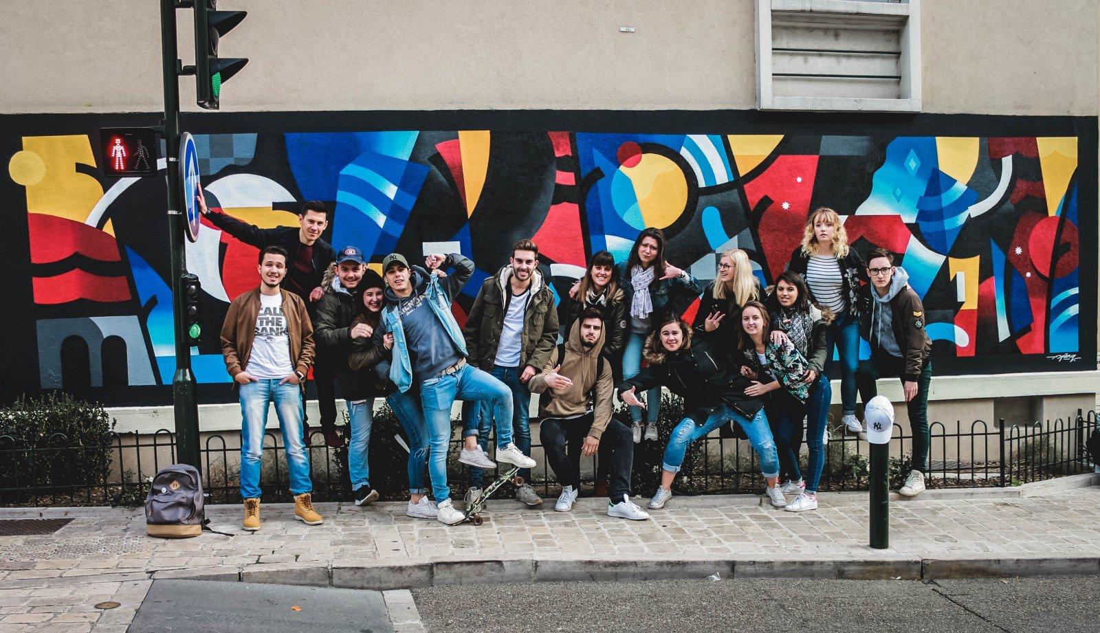 Découvrez ROADS, un festival dédié au Street Art. 6