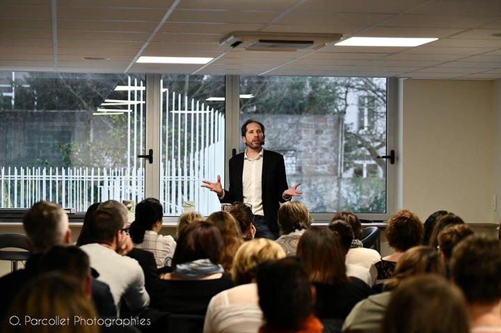Rencontre avec Sylvain Brosset, de Mobius à l'enseignement 1