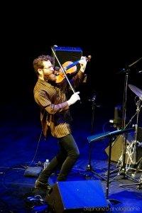 Festival Jazzorjazz : Carton plein pour Théo Ceccaldi ! 5