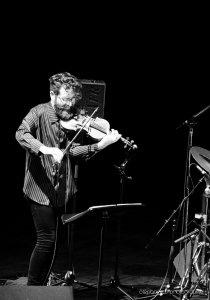 Festival Jazzorjazz : Carton plein pour Théo Ceccaldi ! 8