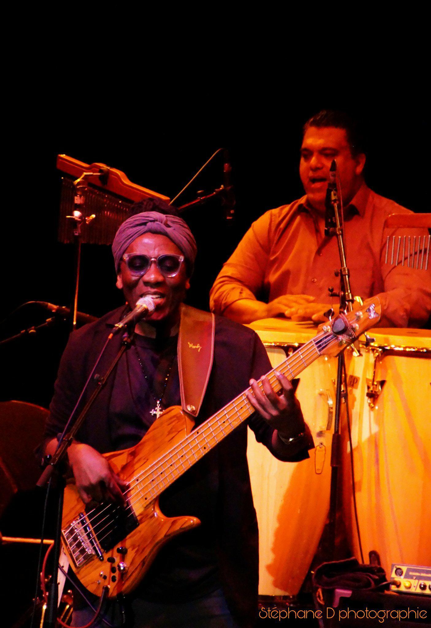 Soirée Afrocubaine : la température est montée à Jazz or jazz !