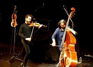 Festival Jazzorjazz : Carton plein pour Théo Ceccaldi ! 4