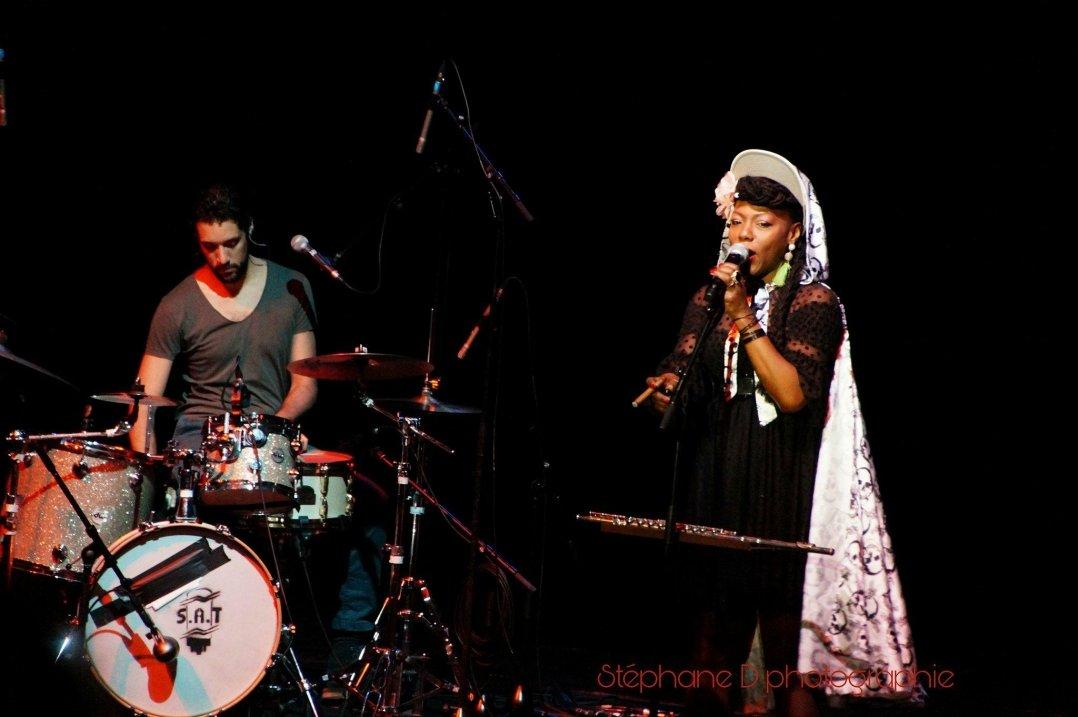 Soirée Afrocubaine : la température est montée à Jazz or jazz ! 3
