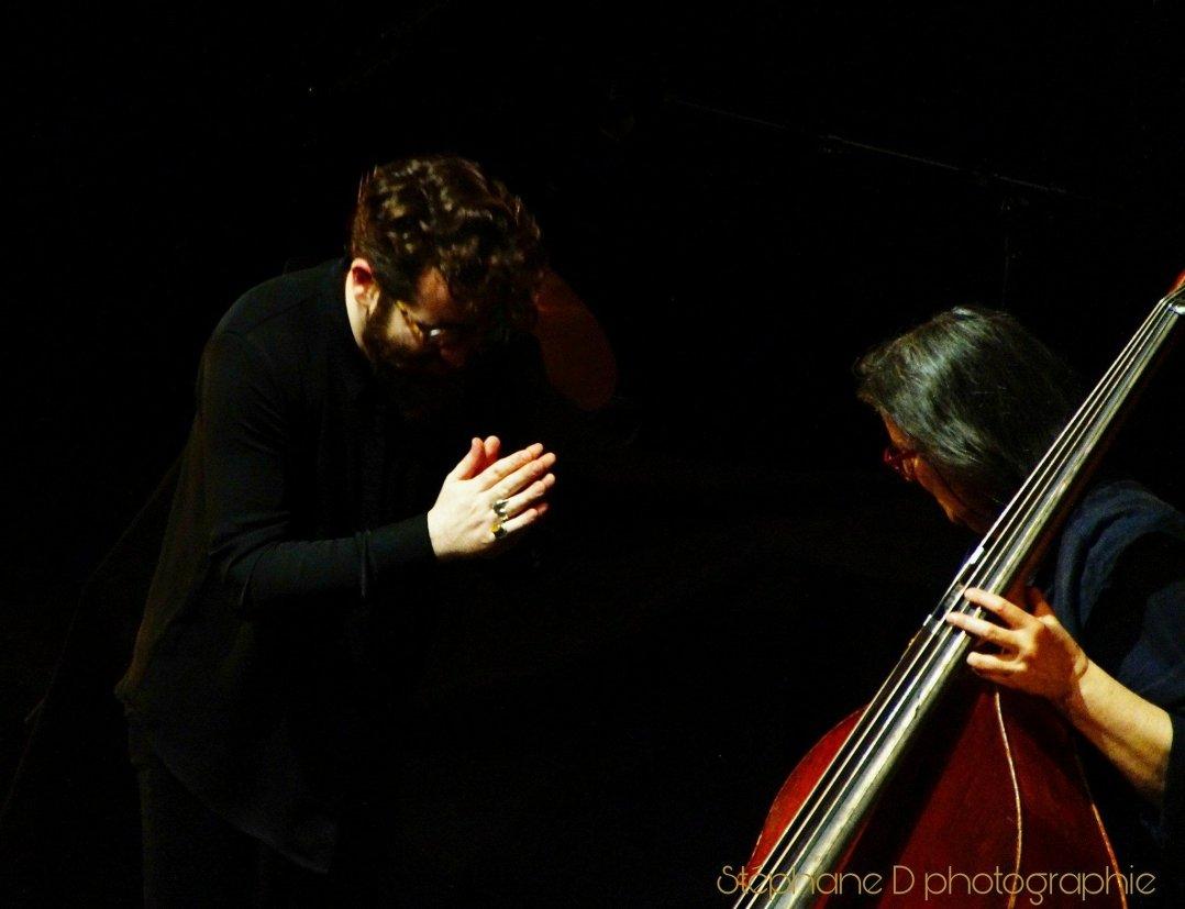 Festival Jazzorjazz : Carton plein pour Théo Ceccaldi ! 3
