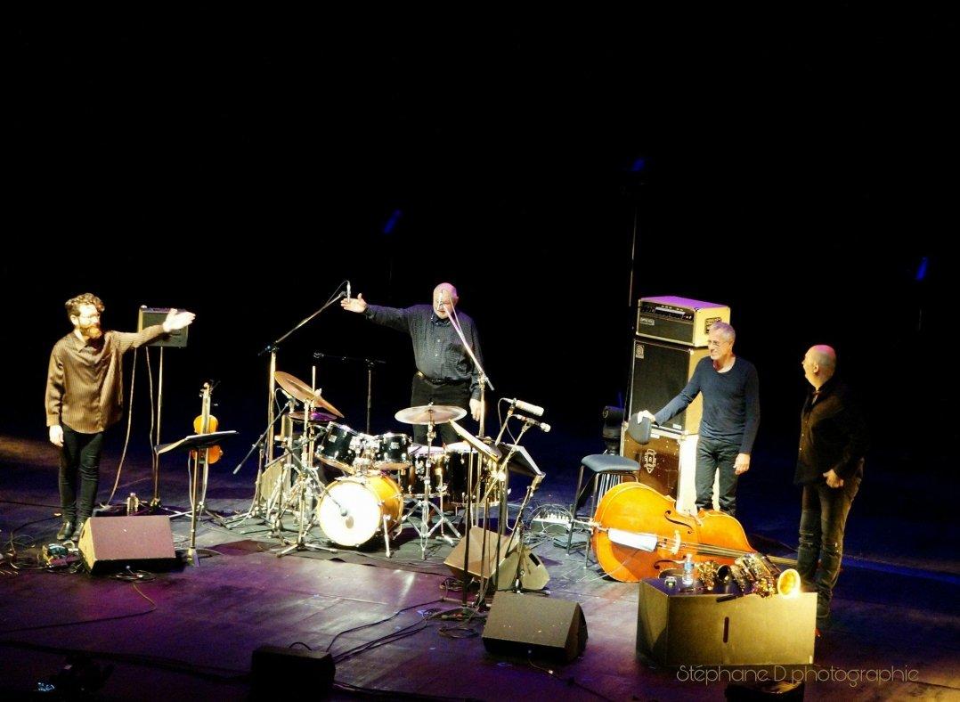 Festival Jazzorjazz : Carton plein pour Théo Ceccaldi ! 11