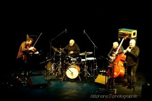 Festival Jazzorjazz : Carton plein pour Théo Ceccaldi ! 10