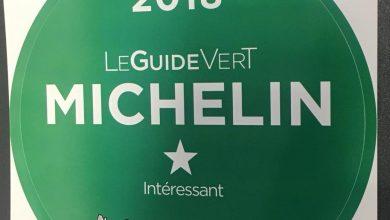 Orléans décroche sa première étoile dans le Guide Vert Michelin 7
