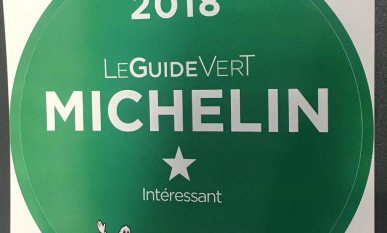 Orléans décroche sa première étoile dans le Guide Vert Michelin 1