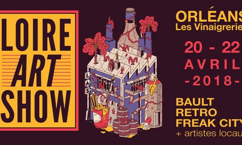 LOIRE ART SHOW #2 aux Vinaigreries 1
