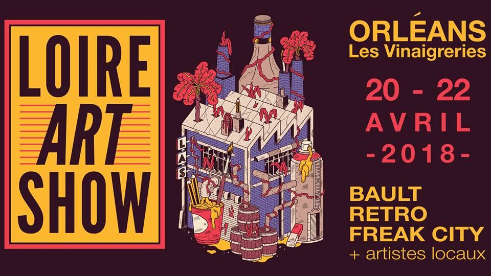 LOIRE ART SHOW #2 aux Vinaigreries 9